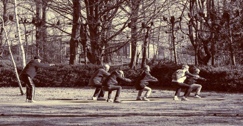Les exercices physiques pour les personnes âgées