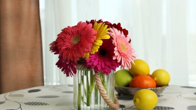 How to decorate your table to welcome guests